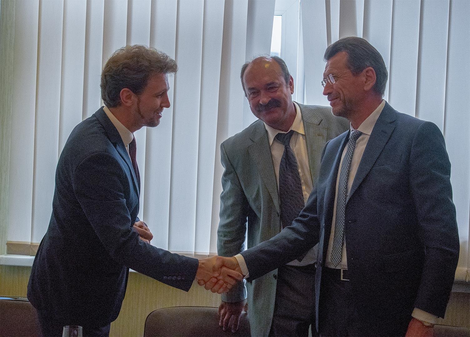 Новим Президентом  АУБ було обрано Дубаса Андрія Богдановича, Головою Ради Асоціації обрано Аржевітіна Станіслава Михайловича