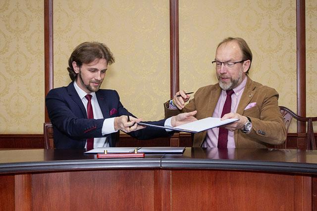 Меморандум про співпрацю між Торгово-промисловою палатою України та Асоціацією українських банків підписано